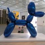 Balloon Dog, Jeff Koons
