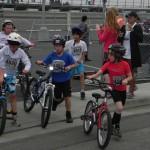 Race on the Base Jr. Reverse Tri - Max Bike