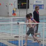 Race on the Base Jr. Reverse Tri - Max Swim Exit